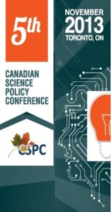 2013Science-Policy Conference