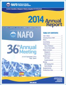 NAFO-2014-report